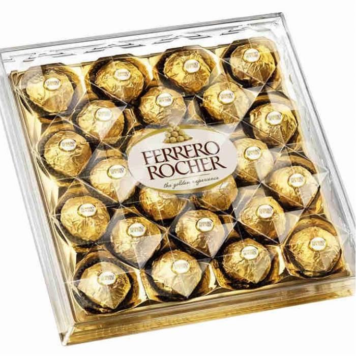 Большая коробка конфет Ферреро Роше R008